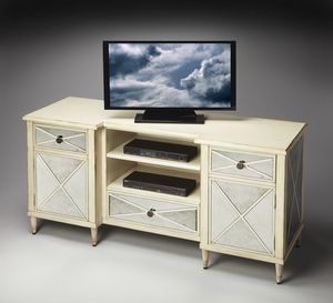 """Mirror Entertainment Console 60""""W by Butler Specialty"""