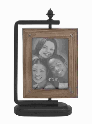 Modern Natural Wood Photo Frame with Traditional Styling Brand Woodland