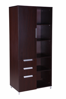Boss Chair Modular Laminate Series Bookshelf