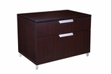 Modular Laminate Series Lateral File Cabinet by Boss Chair