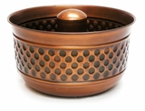 Montego Hose Pot - Venetian Bronze by Good Directions