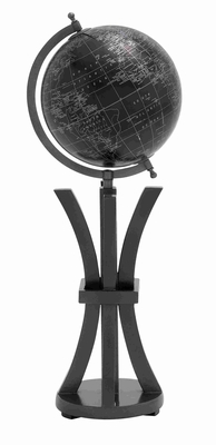 Montreuil Magnificent Shining Globe Structure Brand Benzara