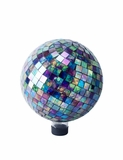 Mosaic Gazing Globe by Alpine Corp