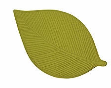 Moss Leaf Placemat, 13 Inch X 19 Inch, Green Dining Table Placemat Brand C&F