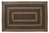Most Distinctive Farmhouse Jute Rug Rect by VHC Brands