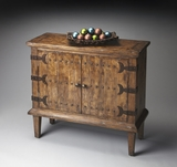 "Mountain Lodge Console Cabinet 40""W by Butler Specialty"