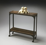 "Mountain Lodge Console Table 31""W by Butler Specialty"