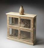 "Mountain Lodge Display Cabinet 39""W by Butler Specialty"
