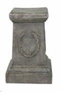 Multipurpose Florentine Pedestal To Upgrade Decor In Desired Style Brand Domani