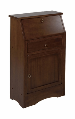 Winsome Wood Multipurpose Regalia Secretary Desk