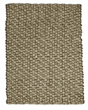 Mumbai Wool & Jute Rug 4' x 6' Brand Anji Mountain by Anji Mountain