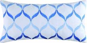 Nadia Long Pillow 12 x24Inches Brand C&F