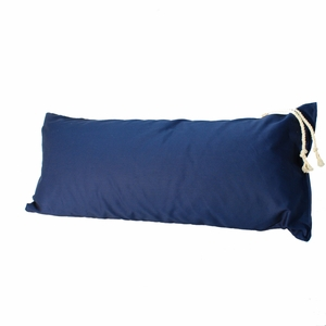 Navy Blue Deluxe Hammock Pillow by Alogma