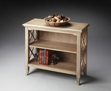 "Newport Driftwood Low Bookcase 32""W by Butler Specialty"