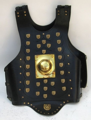 Nicosia Armor Jacket, Empowering and Thrilling Medieval War Accessory Brand IOTC