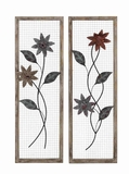 Nicosia Wall Decor Assorted Breathtaking Creative Set Brand Benzara