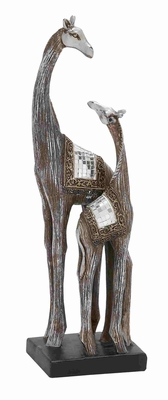 Nottingham Double Giraffe Remarkable Creative Artwork Brand Benzara