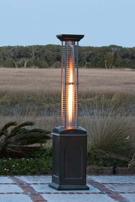 Novara Flame Heater, Practical And Handy Wonderful Unit by Well Travel Living
