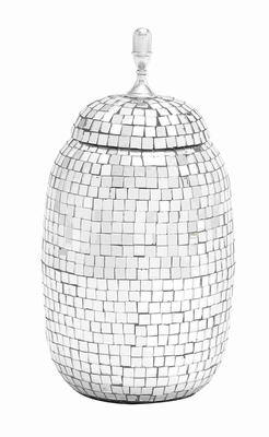 Novara Noteworthy Enchanting Mosaic Jar Creation Brand Benzara