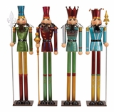 Nutcracker Figurine 4 Assorted Holiday Decor