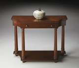 "Nutmeg Console Table 36""W by Butler Specialty"