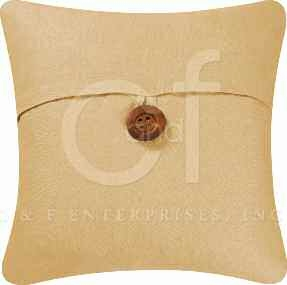 On The River Feather Down Pillow 18 x18 Inches Brand C&F