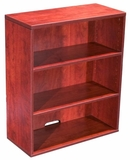 Open Hutch/Bookcase- Cherry by Boss Chair