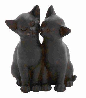 Oradea Cat Couple Cute Decorative Home D�cor Brand Benzara