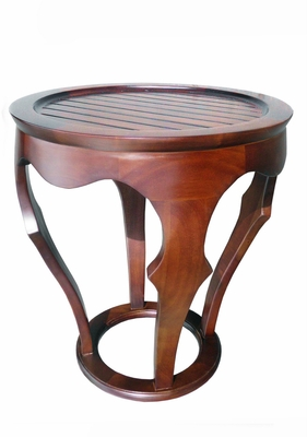Ordino Curved Corner Table, Superlative Embellished Unit by D-Art