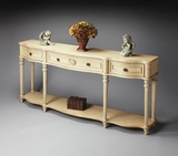 "Paraffin Console Table 72""W by Butler Specialty"