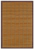 Pearl River Bamboo Rug 5' x 8' Brand Anji Mountain by Anji Mountain