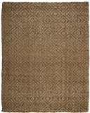 Perfect Diamond Jute Rug 8' x 10' Brand Anji Mountain by Anji Mountain