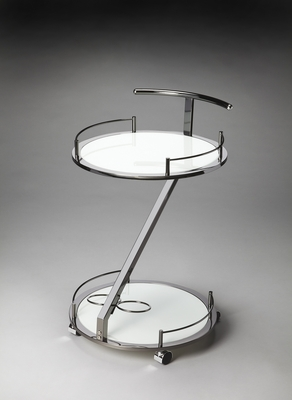 Perfect Gigi Modern Serving Cart by Butler Specialty