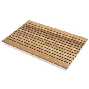 Perfect Teak Floor Mat RE by Infinita