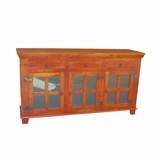 Perfectly Designed MangoWood Storage Cabinet by Yosemite Home Decor