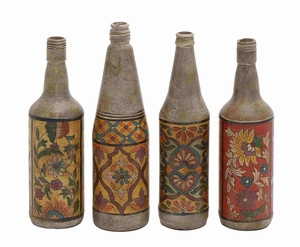 Perpignan Extravagant Assorted Bottle Set Brand Benzara
