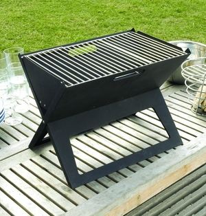 Perugia Charcoal Grill, High Quality Tremendous Cooking Setup by Well Travel Living