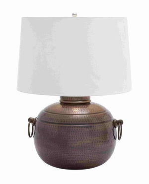 Piraeus Vintage Design Affluent Table Lamp Creation Brand Benzara