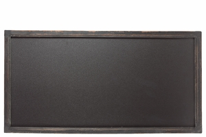 Plain and Chic Wooden Smart Blackboard by Urban Trends Collection