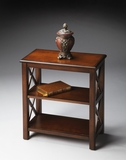 "Plantation Cherry Bookcase 22""W by Butler Specialty"