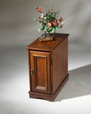 "Plantation Cherry Chairside Chest 12""W by Butler Specialty"