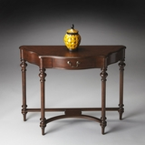 "Plantation Cherry Console Table 40""W by Butler Specialty"