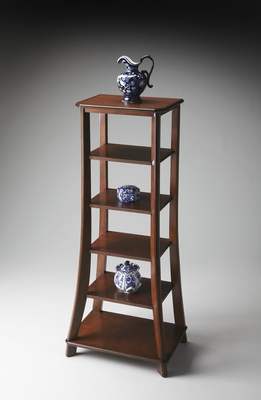 "Plantation Cherry Etagere 56""H by Butler Specialty"