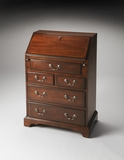 "Plantation Cherry Secretary 24""W by Butler Specialty"
