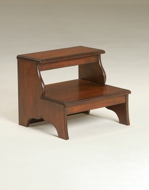 """Plantation Cherry Step Stool 18""""W by Butler Specialty"""
