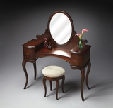 "Plantation Cherry Vanity 40""W by Butler Specialty"