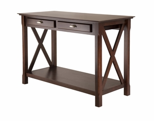 Pleasing Must Have Xola Coffee Table with 2 Drawers by Winsome Woods