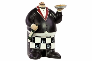 Plymouth's Must Have Attractive Unique Resin Chef