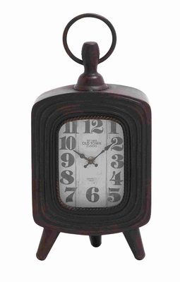 Poland Old Town Exquisite Table Clock Brand Benzara