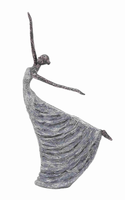Polystone Dancer with High Quality Elegant Polystone Finish Brand Woodland